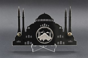 Commemorative Coin Special Presentation Kit-Ayasofya